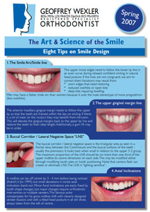 Art & science of the smile 1 - Smile Design